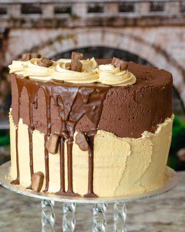 barone buttercream cake