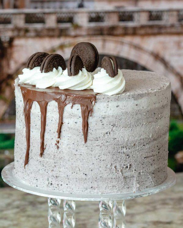 oreo buttercream cake